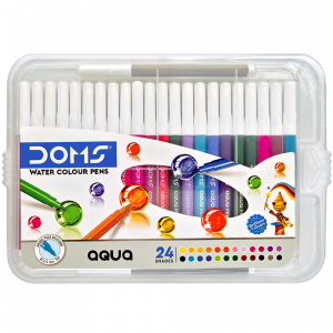 Aqua Water Colour Pen 24 Shades for Kanjak Gifts