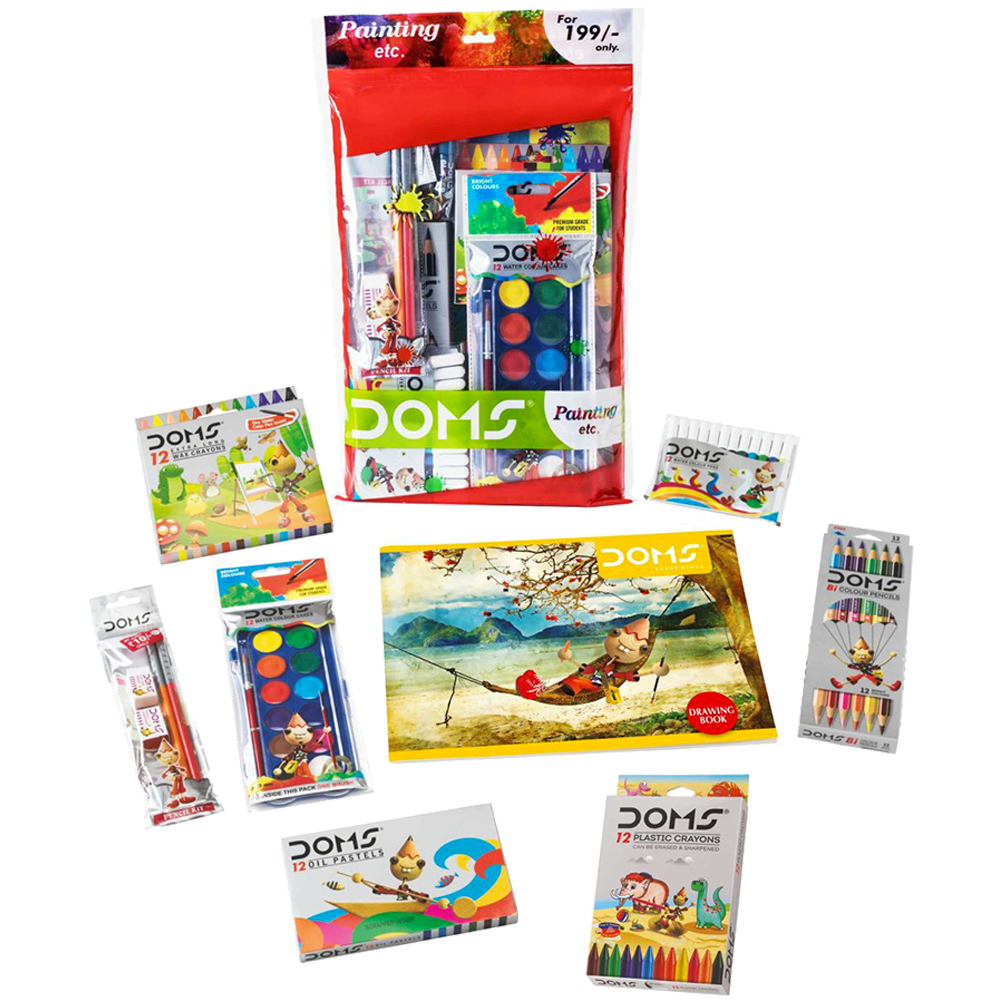 Painting Kit for Kanjak Gift