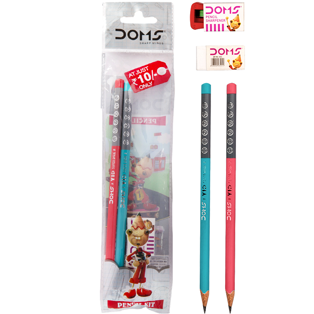 Pencil Kit for Kanjak Gift