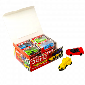 Sports Car Eraser for Kanjak Gifting