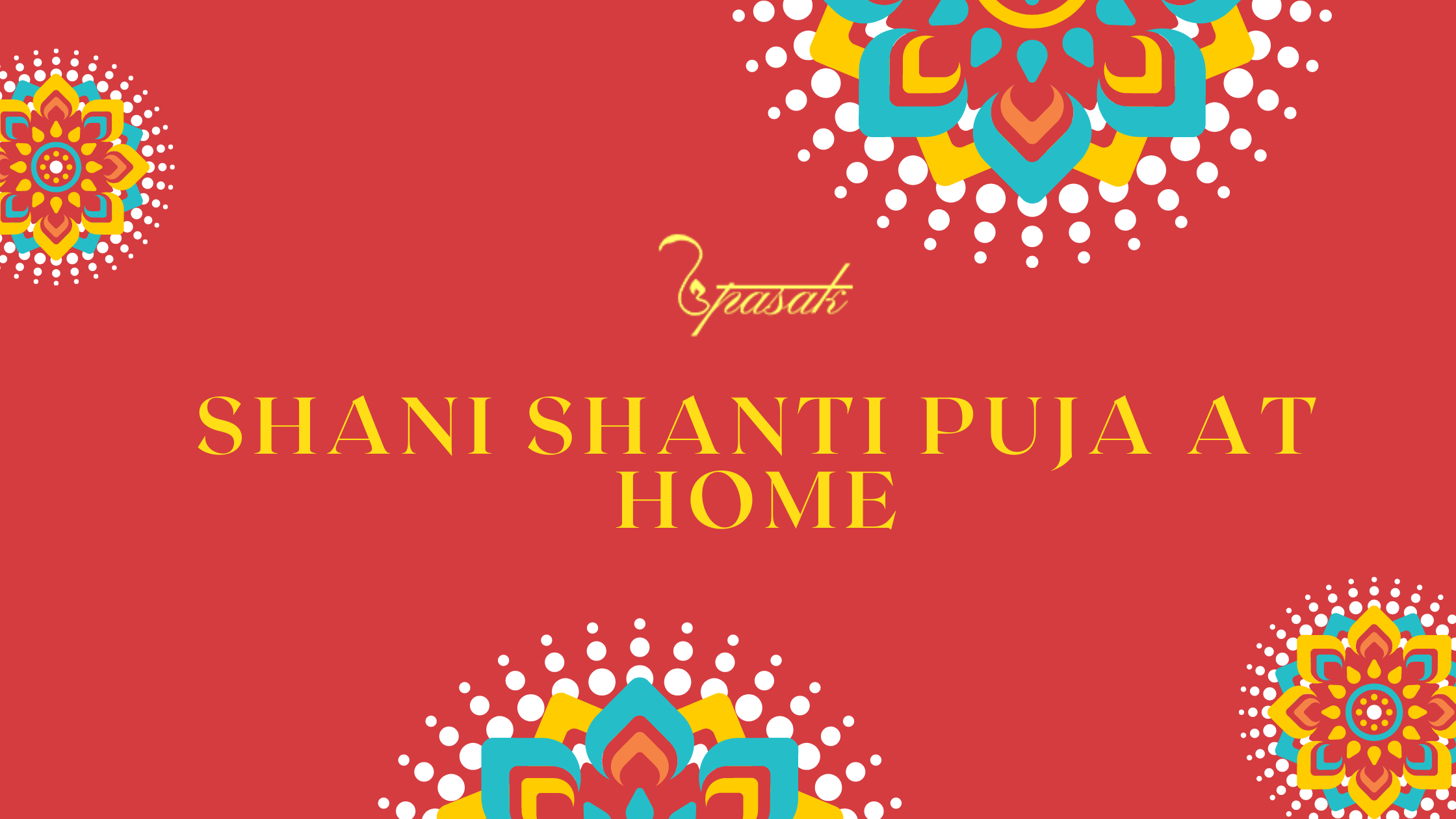 Shani Shanti Puja at Home